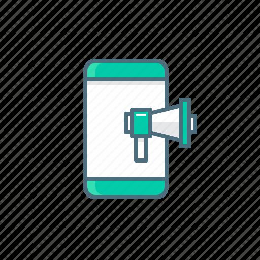 Advertising, digital, marketing, media, promotion icon - Download on Iconfinder