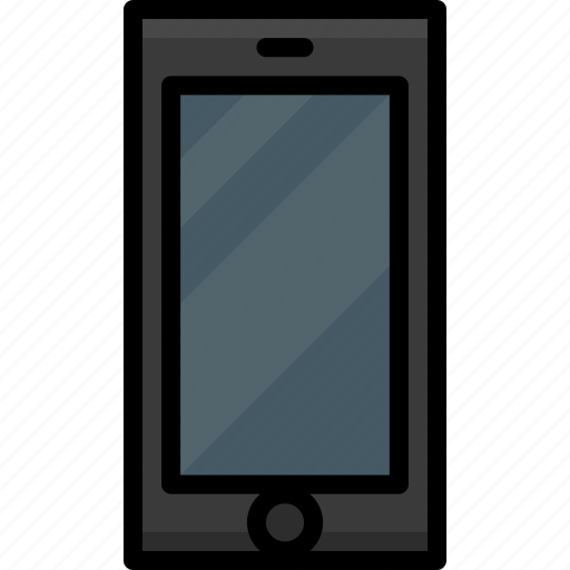 cell, colour, functions, mobile, phone icon