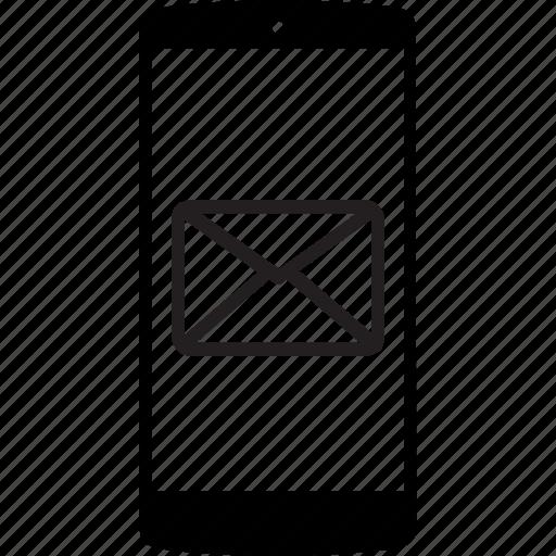 mail, mobile, mobile mail, mobile phone, phone icon
