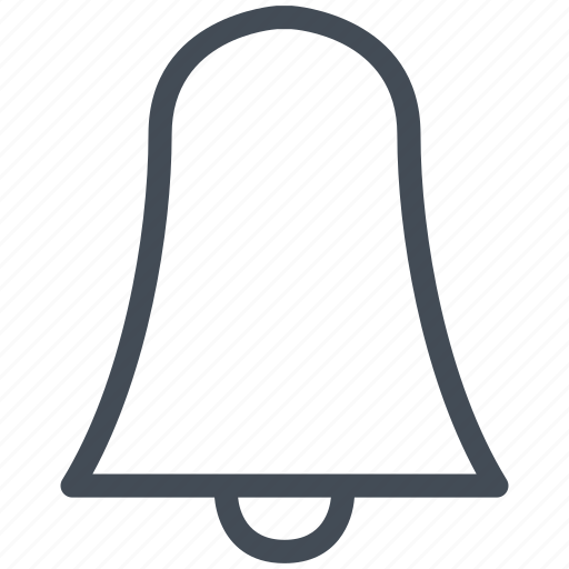 bell, interface, mobile, ring, smartphone icon