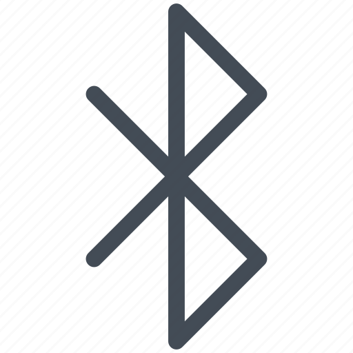bluetooth, interface, mobile, smartphone icon
