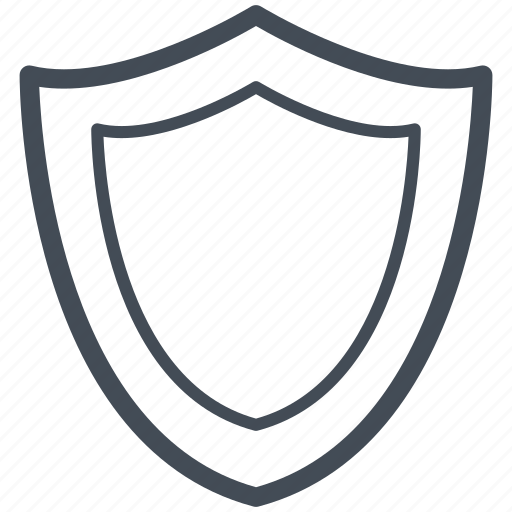 interface, mobile, security, shield, smartphone icon