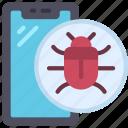 bug, cellular, device, error, fault