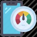 performance, cellular, device, metre, indicator
