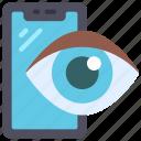 views, cellular, device, view, eye