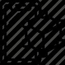 3d, design, cellular, device, box