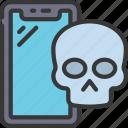 dead, mobile, device, low, battery