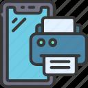 printing, cellular, device, printer, print
