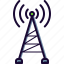 3g, cell, connection, mobile, tower
