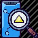 error, inspect, ios11, iphone, phone, search