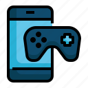 game, control, joy, mobile, smartphone, gaming, device