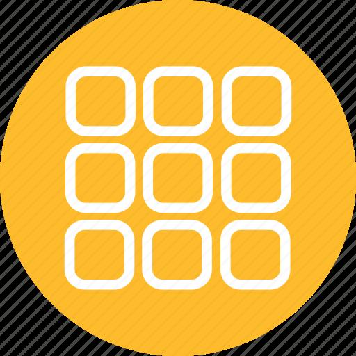 applications, apps, menu, menu icon, mobile menu icon