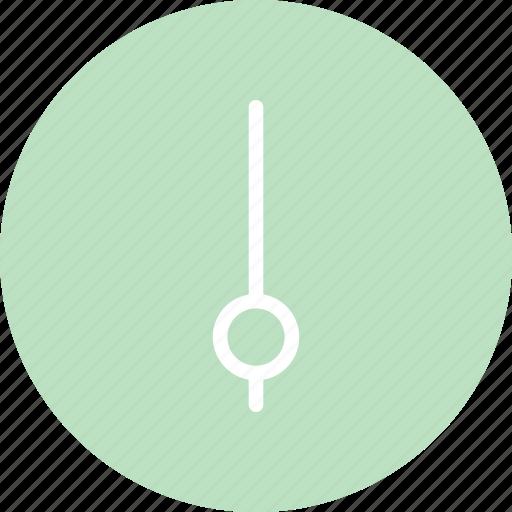 slide control, slider, vertical slide, volume control icon