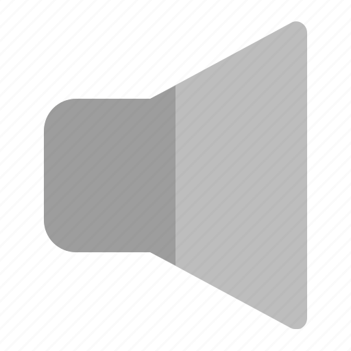 audio, megaphone, sound, speaker, volume icon