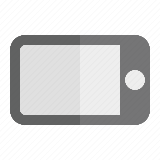 display, lanscpae, mobile, phone, preview, screen icon