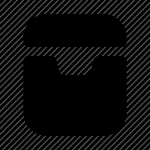 Airpod Box Case Earphone Headset Iphone X Icon