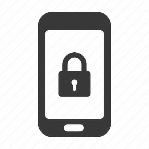 lock, mobile, password, phone, protect, safe, secure icon