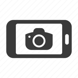 camera, mobile, phone, photo, photography, smartphone icon