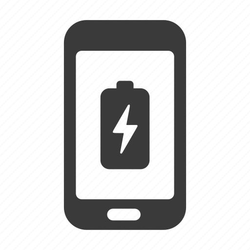 battery, charge, charged, full, mobile, phone, smartphone icon