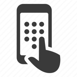 call, contact, dial, mobile, phone, smartphone, telephone icon