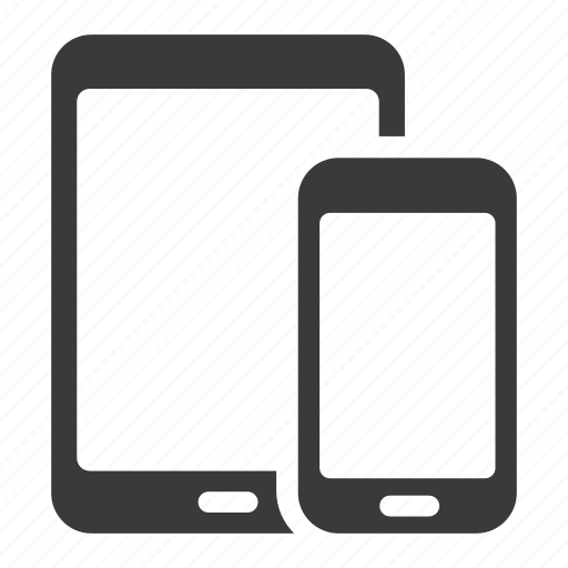 connect, devices, mobile, phone, smartphone, sync, tablet icon