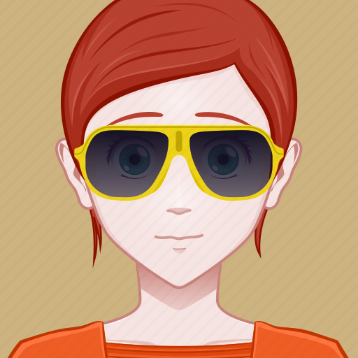 Avatar, female icon - Download on Iconfinder on Iconfinder