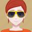 avatar, female icon