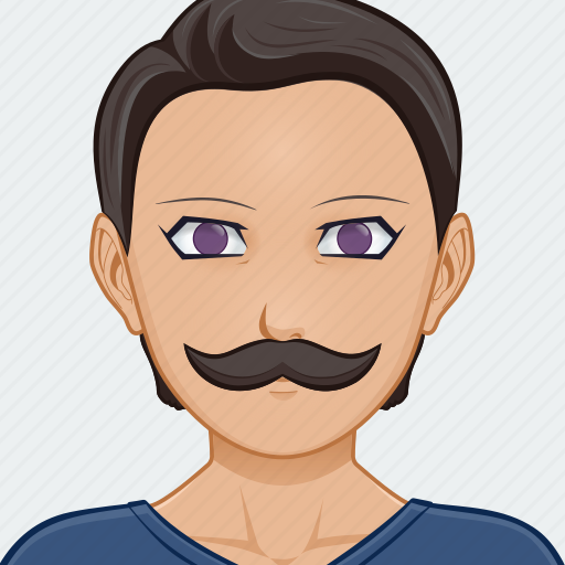 Avatar, male, man, person, profile, user icon - Download on Iconfinder
