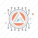 altcoin, altcoins, ardor, coin, crypto, cryptocurrency icon