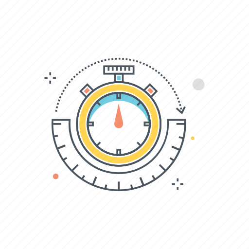 alarm, clock, schedule, stopwatch, time, timer, timestamp icon
