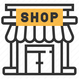 business, ecommerce, finance, online, shop, shopping icon