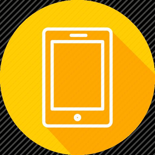 business, digital, modern, tablet icon