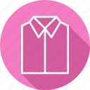 business, formal, modern, shirt icon