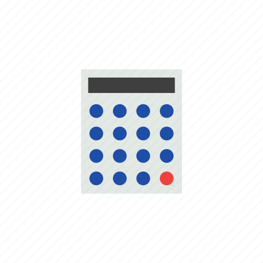 accounting, business, calculator, finance icon