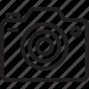 business, camera, digital, modern icon