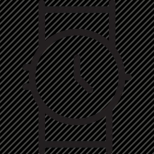 business, modern, smart, watch icon