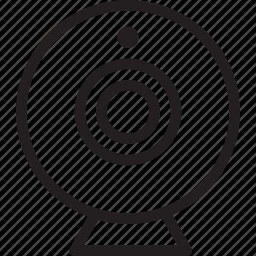 business, camera, modern, web icon