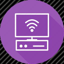 business, interface, keyboard, modern icon