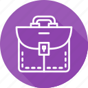 business, modern, portfolio icon