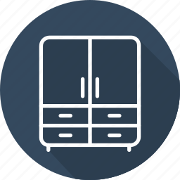business, furniture, modern, office icon