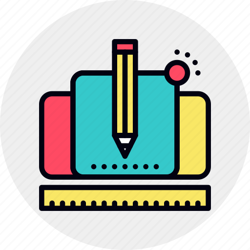 application, apps, education, learning icon