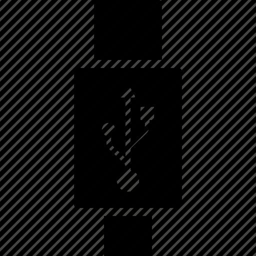 C, connector, type, usb, usbc, usb 4, usb4 icon - Download on Iconfinder