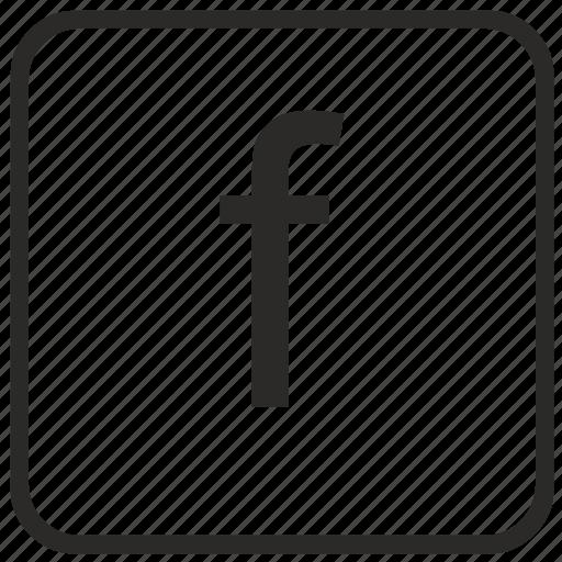 alphabet, english, f, keyboard, letter, lowercase, vurtual icon