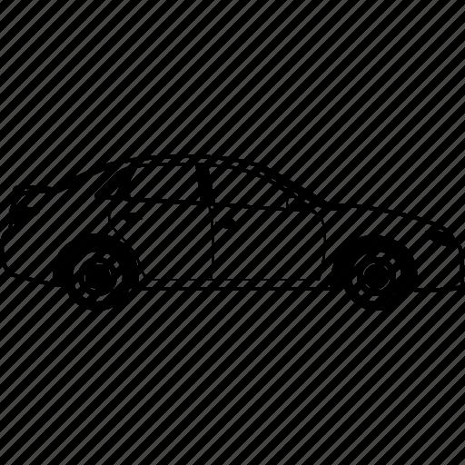 auto, automobile, car, traffic, transport, transportation, vehicle icon