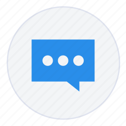 bubble, chat, comment, conversation, help, message, support icon