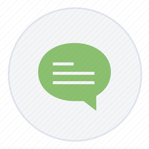 chat, comment, communication, conversation, message, messages, support icon