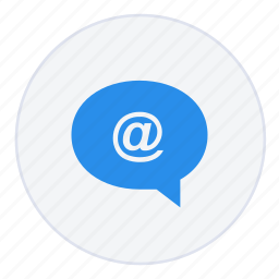 chat, conversation, conversations, email, message, speech, support icon