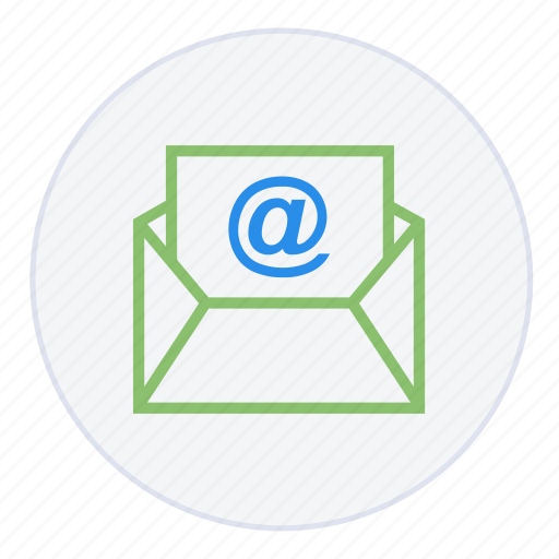 communication, email, envelope, inbox, interaction, message, support icon