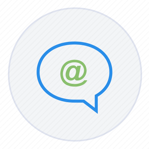 bubble, chat, contact, email, message, speech, support icon
