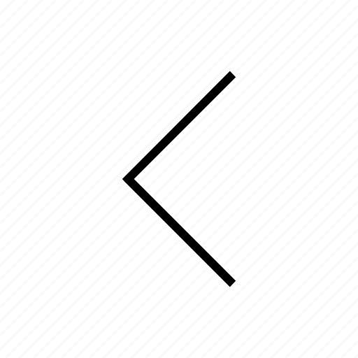arrow, back, left, move, previous, undo icon